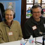 Fr. Kevin Bauman, and Principal Kevin Goralczyk