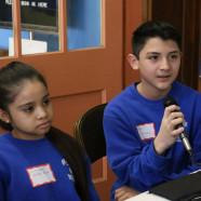 OLH Students on Redeemer Radio